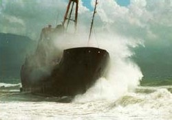 53 gemi rotasını Şarköy'e çevirdi