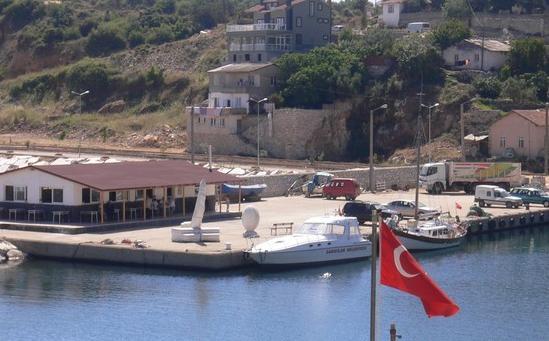 Marmara İskelesi DLH'ye devredildi