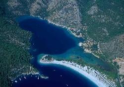 Beyşehir Gölü Dondu...