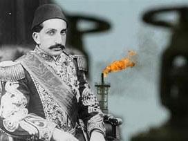II. Abdülhamid'in petrol haritası