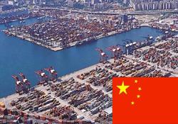 Çin'in ihracatı bir trilyon dolar