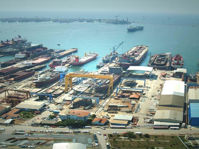 Gemi inşa sektörü yüzde 360 büyüdü