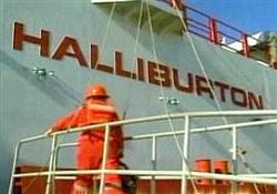 Halliburton'a İngiltere'den uyarı