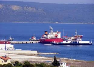 Gemi atıkları Avrupa'ya ihraç edilecek
