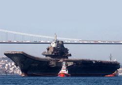 Uçak gemisi Varyag ne oldu?