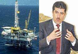 Barzani petrolden pay istiyor