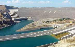 DSİ 2006'da dev projelere imza attı