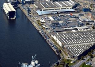 Hamburg Limanı her yıl 10 binden fazla gemi ağırlıyor