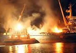 Balıkçı teknesine ateş açıldı