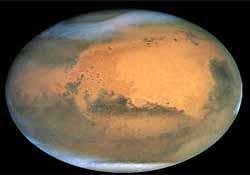 Mars'ta Deniz Bulundu!...