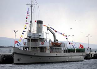 Bir savaşın kaderini değiştiren gemi: TCG Nusret