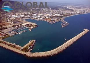 Antalya'ya 100 gemi demir atacak