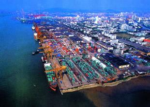 WISCO Zhejiang şehrinde ilk limanını açtı