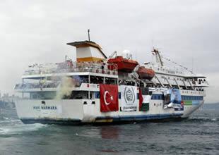 Mavi Marmara krizi için masaya oturalım