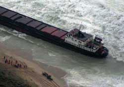 Hurda gemiler artık toksin atık