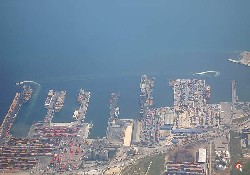 Ambarlı Limanı ARPAŞ'a Emanet
