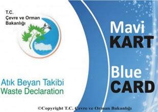 Manavgat'ta teknelere mavi kart uygulaması