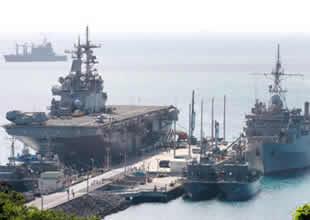 İran'dan ABD donanmasına suçlama