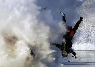 Sinop'ta teknede patlama: 3 kişi yaralandı
