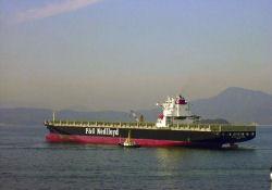 Dünyanın En Büyük Konteynır Gemisi