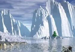 Antartika ciddi şekilde eriyor