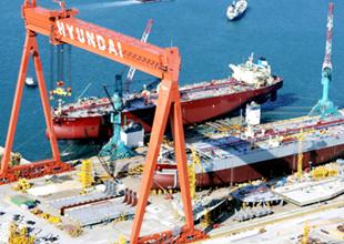 En büyük gemileri CSCL'ye inşa edecek