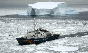 Antartika'daki  erime 600 yılda 10 kat arttı