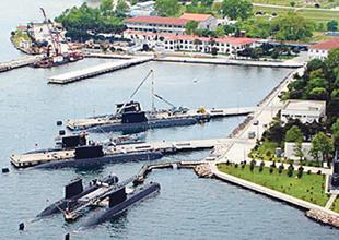Deniz Kuvvetleri Lojistik Destek Gemilerini basına tanıtacak