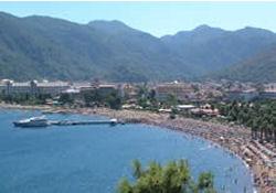 Marmaris İçmeler'e yat limanı