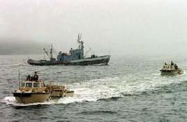 Pakistan, 33 Hintli balıkçıyı tutukladı