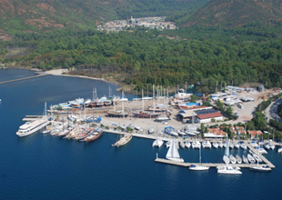 Marmaris'te marina ve limana su zammı