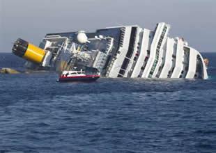 Concordia'nın kaptanı yetkilileri yanıltmış