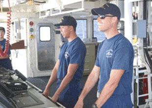 Samsun'da gemi adamı sayısında artış