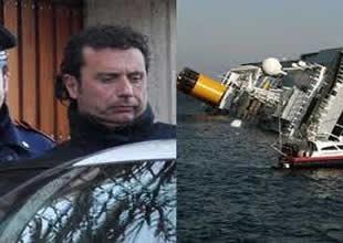 Kaptan Schettino'dan 'Ladin' açıklaması