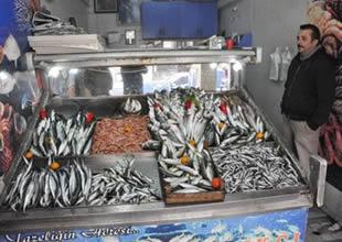 Edremit'te balıkçıların yüzü gülüyor