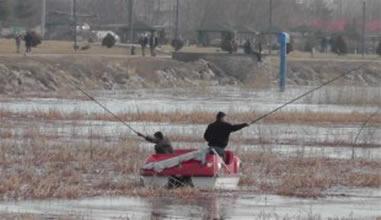 Kayseri'de amatör balıkçılar dernekleşti