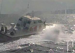 Mersin'de kaçak tekne operasyonu