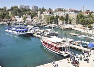 Kaleiçi Yat Limanı'nda hanutçuluk yasak