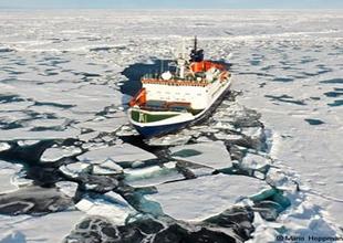 Arktik bölgede yeni denizyolu açılacak