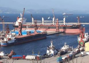 Tohumları satan liman görevlileri gözaltında