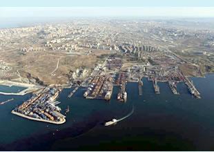 Ambarlı Limanı'na yeni bir terminal daha inşa edilecek