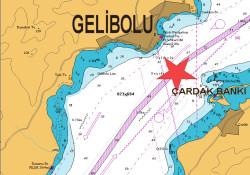 Çanakkale'de Gemi Kazası 3 Ölü