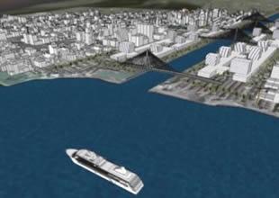 Kanal İstanbul projesinin üzerinde 6 köprü inşa edilecek