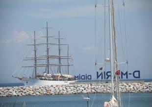 Didim'de denizcilik akademisi kuruldu