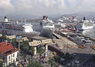 İzmir limanı 300 milyon dolara büyüyecek