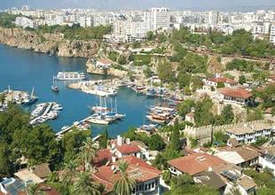 Antalya'da yeni liman ve marinalar yolda