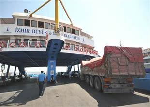 İzmir'in yeni gemileri 2014'de yolcu taşıyacak