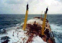 Denizciler dikkat! Fırtına geliyor....
