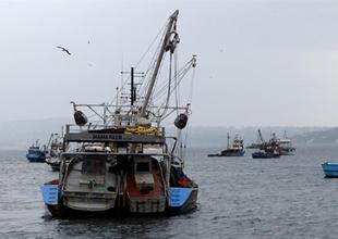 """""""24 metre"""" yasağı küçük balıkçıya yaradı"""