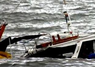 Gine'de yolcu gemisi battı: 30 ölü